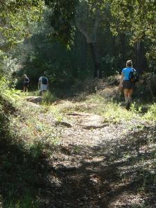 West of Castellar, day 3